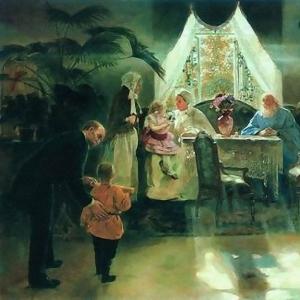 Корзухин Алексей - Бабушкин праздник
