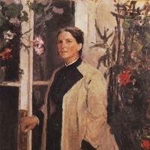 Портрет О.П.Орловой
