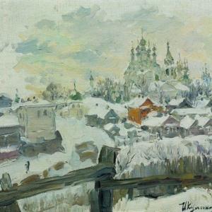 Куликов Иван - Муромские монастыри. 1914
