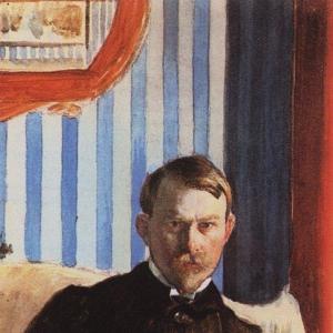 Автопортрет. 1910