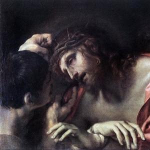 Караччи Аннибале - Осмеяние Христа