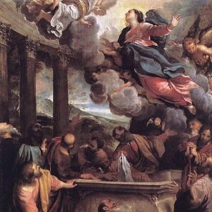 Караччи Аннибале - Успение Богоматери