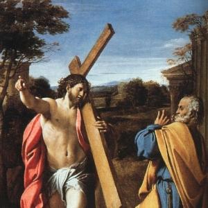 Караччи Аннибале - DOMINE QUO VADIS, 1601-02