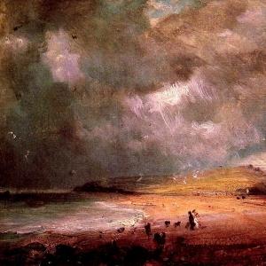 Джон Констебл - Залив Веймаус 1