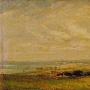 Джон Констебл - Залив Шорхэм