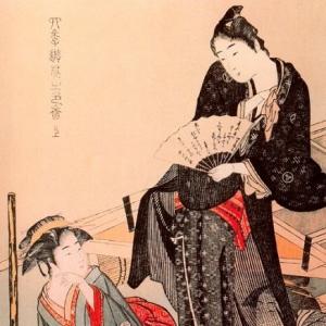 Китагава Утамаро - Стильное развлечение четырех сезонов