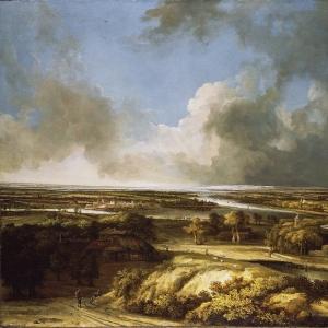 Конинк Филипс - Панорамный пейзаж