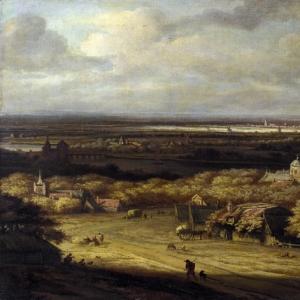 Конинк Филипс - Панорамный пейзаж 2