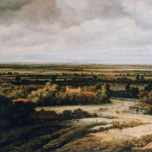 Конинк Филипс - Голландский равнинный пейзаж