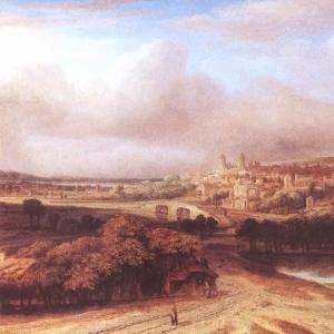 Конинк Филипс - Город на холме