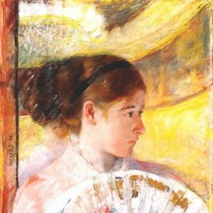 Кассат Мэри - В театре, 1878-79