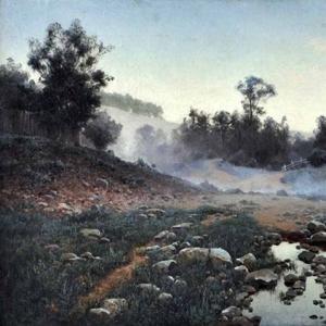 Казанцев Владимир - Туманное утро