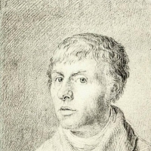 Каспар Давид Фридрих - Автопортрет, 1800