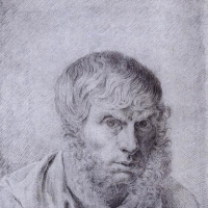 Каспар Давид Фридрих - Автопортрет, 1810