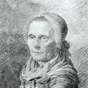Каспар Давид Фридрих - Мама Хайден