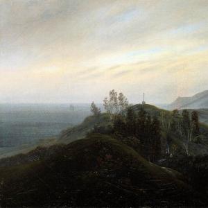Каспар Давид Фридрих - Вид на Балтику