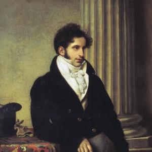 Портрет Сергея Семёновича Уварова
