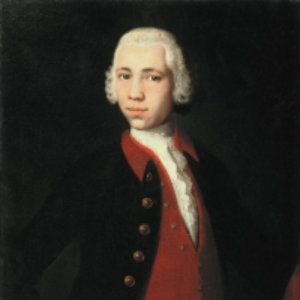 Портрет молодого человека в красном камзоле