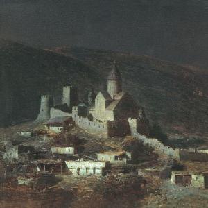Ананур в Грузии