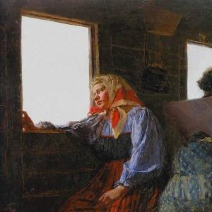В люди (1885)