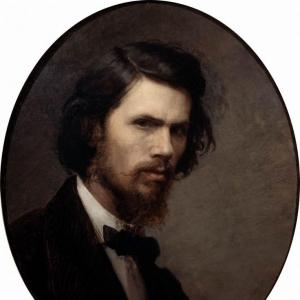 Автопортрет. 1867