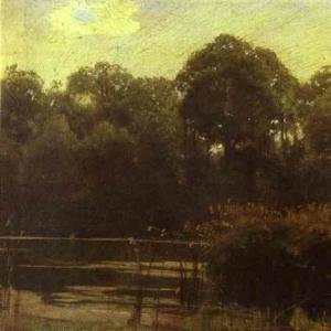 Пруд (1880)