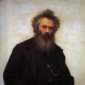Портрет И.И.Шишкина