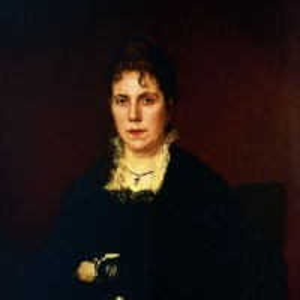 Портрет Софьи Николаевны Крамской, жены художника