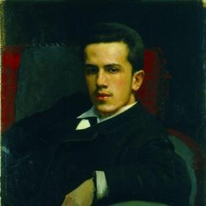 Портрет Анатолия Ивановича Крамского, сына художника