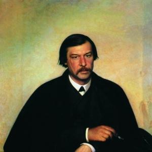 Портрет художника и фотографа Михаила Борисовича Тулинова