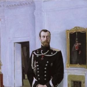 Император Николай II  (1914)