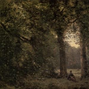 Жан Батист Камиль Коро - Воспоминание о Виль д Авре
