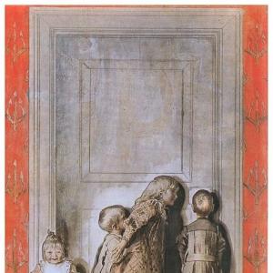 Карл Ларсон - За день до кануна Рождества, 1892