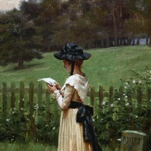 Эдмунд Блэр Лейтон - Любовное письмо