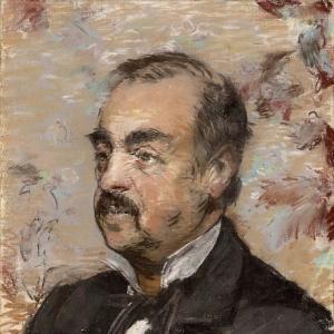 Мане Эдуард - Жюльен де ла Рошнуар