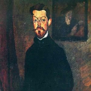 Амедео Модильяни - Доктор Поль Александер, 1913