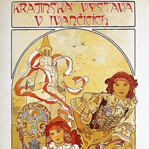 Муха Альфонс Мариа - Афиша о выставке