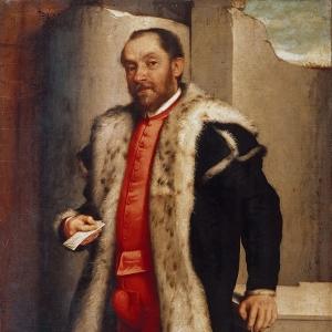 Джованни Баттиста Морони - Портрет Антонио Наваджеро
