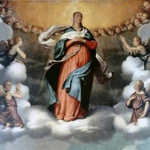 Джованни Баттиста Морони - Вознесение Девы Марии