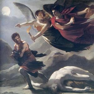 Пьер Поль Прюдон - Справедливость и божественное отмщение