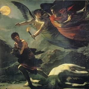 Пьер Поль Прюдон - Правосудие и божественное возмездие, преследующие преступление