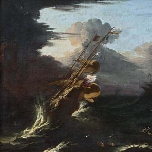 Роза Сальватор - Корабли в шторме