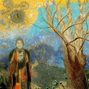 Одилон Редон - Будда