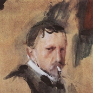 Серов Валентин Александрович - Автопортрет. 1901
