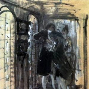 Серов Валентин Александрович - Кубок Большого орла 1. 1910