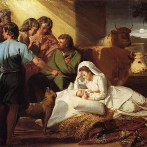 Синглтон Копли Джон - Поклонение пастухов