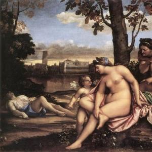 Себастьяно дель Пьомбо - Смерть Адониса