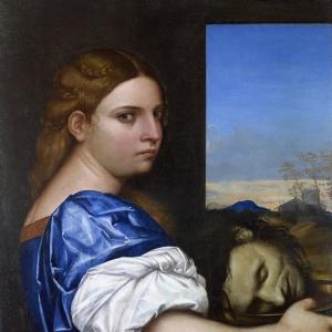 Себастьяно дель Пьомбо - Дочь Иродиады