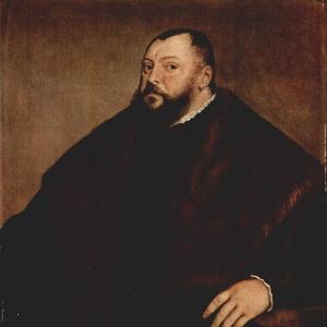 Портрет Иоанна-Фридриха фон Саксена