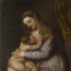 Мадонна, 1670